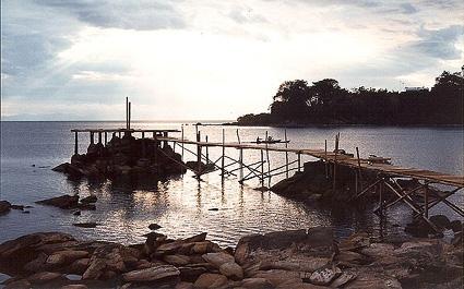 Lake Malawi.  Photo by JackyR