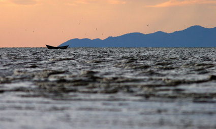 Lake Victoria. Photo by Achim Mittler