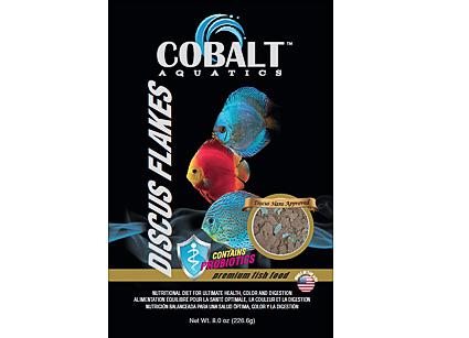Cobalt discus flakes
